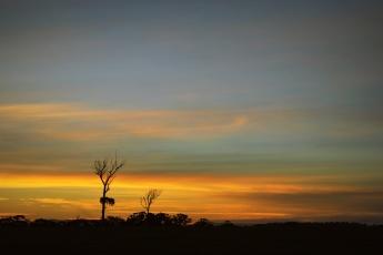 Atardecer en Marlo, Australia